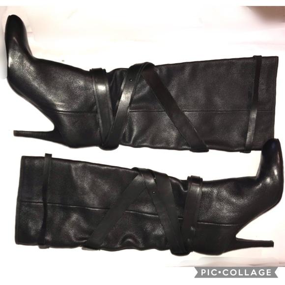 Rosegold Pasha Womens Long Boots Sz
